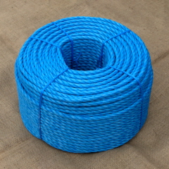 10 metres 12mm Blue Polypropylene General Purpose Rope